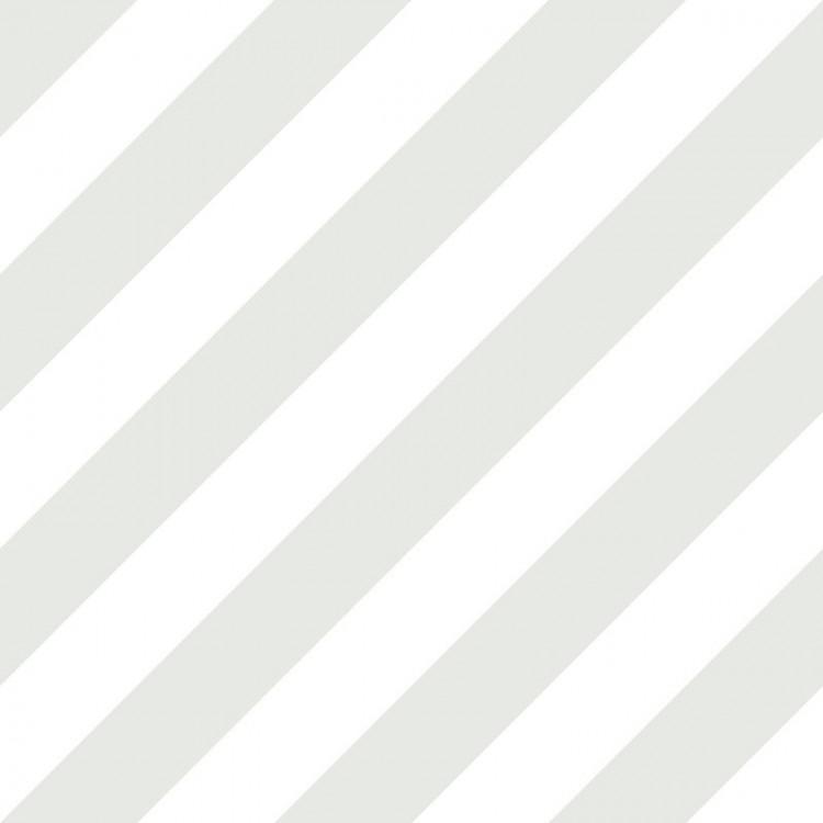 Carta da parati a righe grigie e bianche oblique