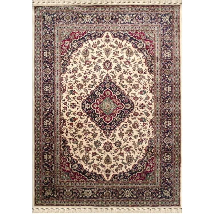 tappeto oriental crema