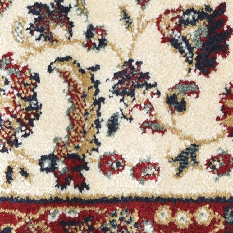 Tappeto persiano crema decorazione funzionale per pavimento - Pulire tappeto persiano ...