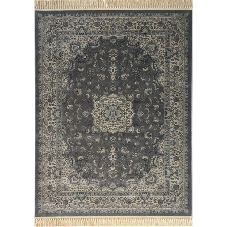 tappeto persiano grigio