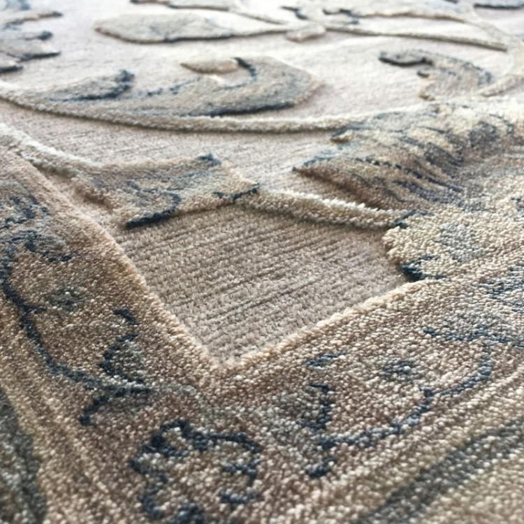 tappeto farashe classic grey