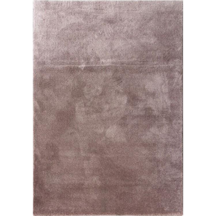 tappeto shaggy rosa