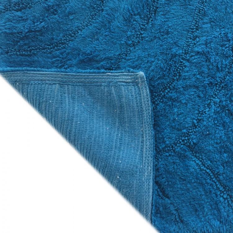 tappeto luxor blu