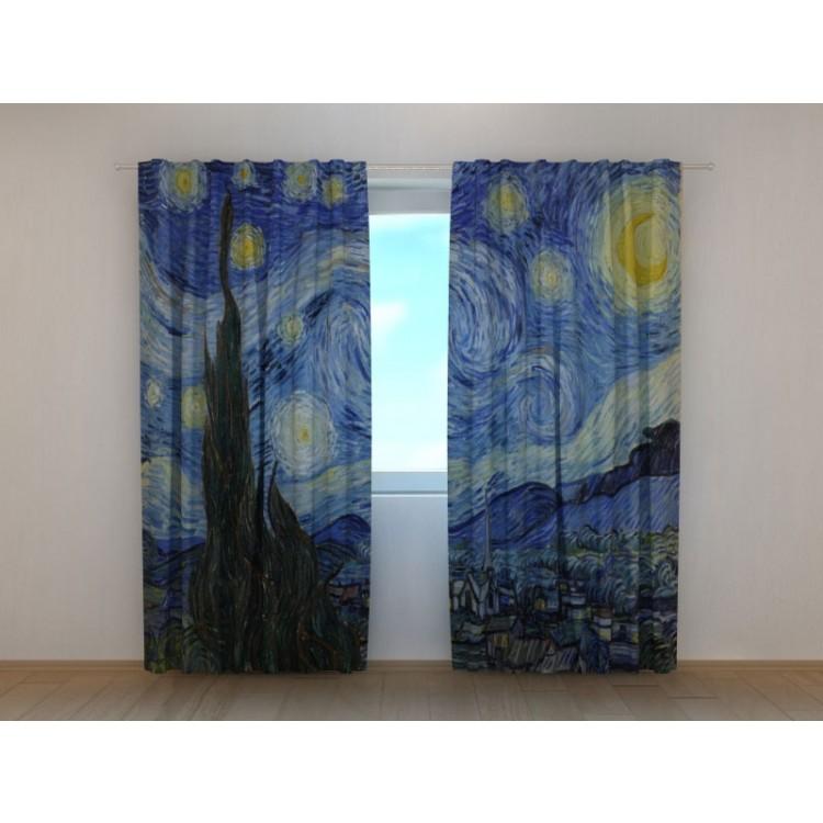 Tenda classica Van Gogh Notte Stellata