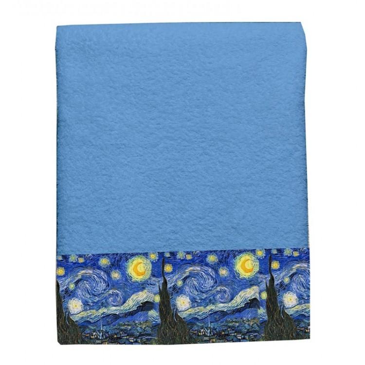 asciugamani van gogh notte stellata