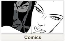 Quadri su tela Comics