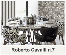 Carta da parati Roberto Cavalli n. 7