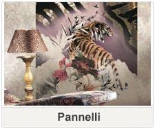 Pannelli Roberto Cavalli n. 3
