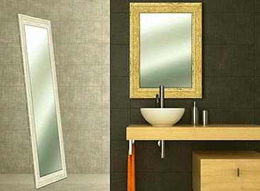Specchi classici e moderni