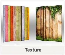 Separè paravento texture