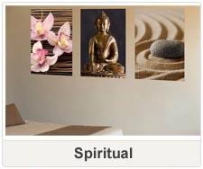 Adesivi murali spiritual