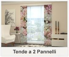 Tende a 2 Pannelli