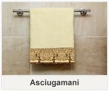 tessile asciugamani