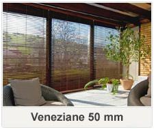 tende veneziane alluminio 50
